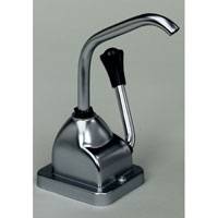 Hand Pump and Water Faucet