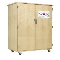 Robotics Storage Cabinet