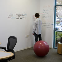Whiteboard Paint & Resurfacing Material