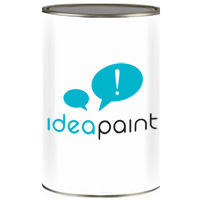 IdeaPaint - Dry Erase Whiteboard Paint