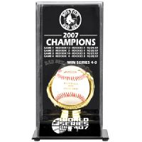 World Series Champs Display Case
