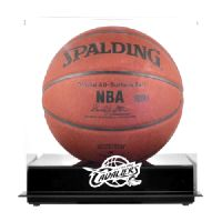 Basketball Memorabilia Display Cases