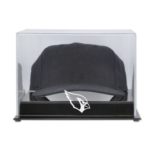 Acrylic Cap Display Case with NFL Team Logo