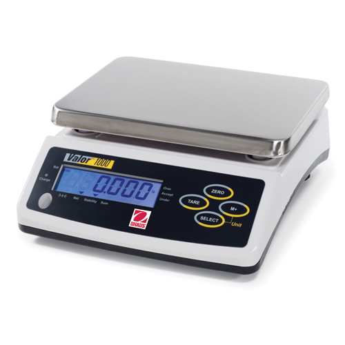 Valor 1000 Compact Bench Scales