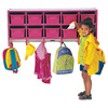 Rainbow Accents™ Large Wall Mount Coat Locker