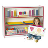 Rainbow Accents™ Super-Sized Adjustable Bookcase