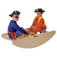 Step Rocking Boat