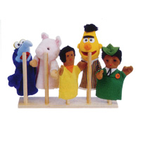 Puppet Stands