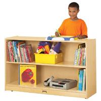 Low Adjustable Bookcase