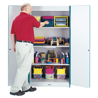 Rainbow Accents™ Classroom Closet Deluxe