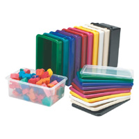 Cubby Trays and Tubs