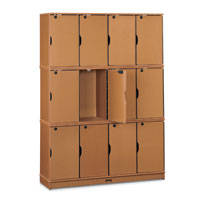 Early Childhood Locker Units