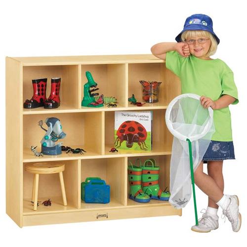 Mobile Single Storage Unit