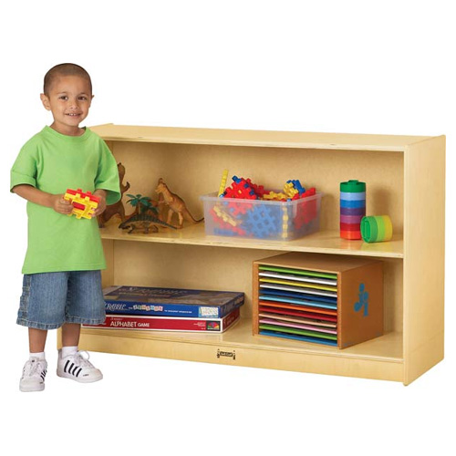 Straight-Shelf Mobile Unit