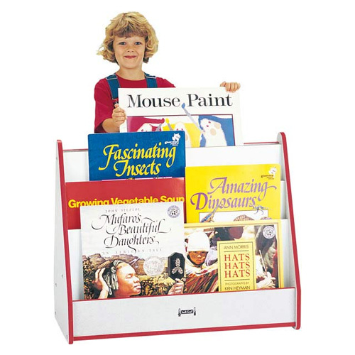Rainbow Accents™ Big Book Pick-a-Book Stand