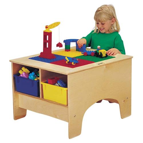 KYDZ Building Table