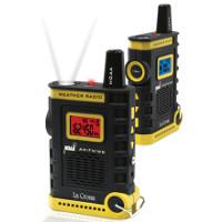 Handheld AM/FM/Weather Band NOAA Weather Radio