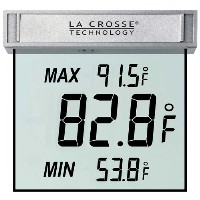 WS-1025 Outdoor Window Thermometer