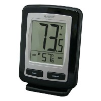 WS-9009BK-IT Wireless Thermometer