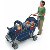 SureStop™ Folding Commercial Bye-Bye™ Stroller