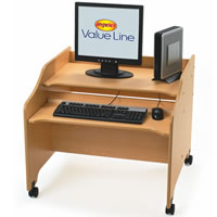 Early Childhood Computer Workstations