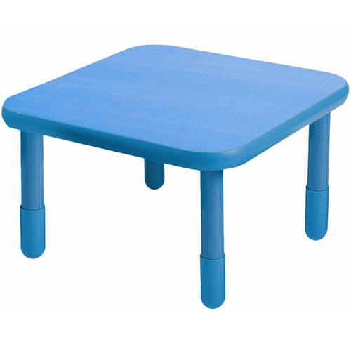 Ab741s 12 ob baseline square table 30 l x 30 w x 12 h for 12 x 30 table