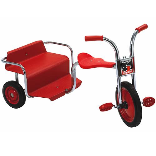 SilverRider® Rickshaw