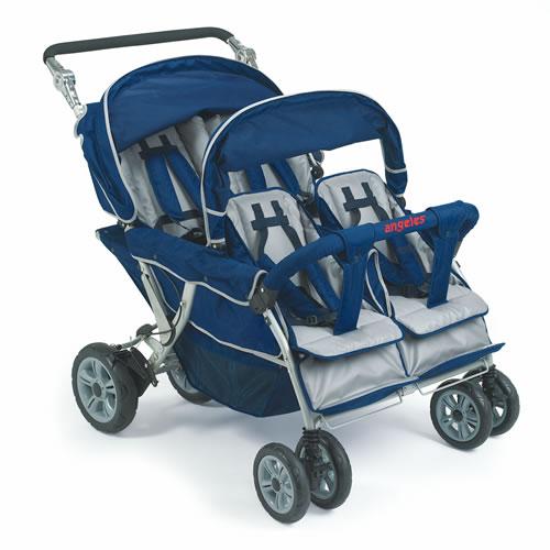 SureStop™ Folding Commercial Bye-Bye™ Stroller