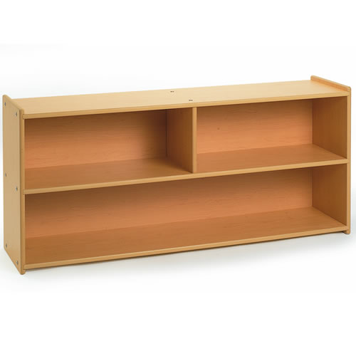 Value Line Toddler/Preschool 2-Shelf Storage