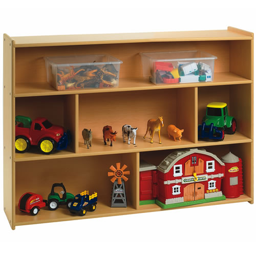 Value Line 3-Shelf Storage