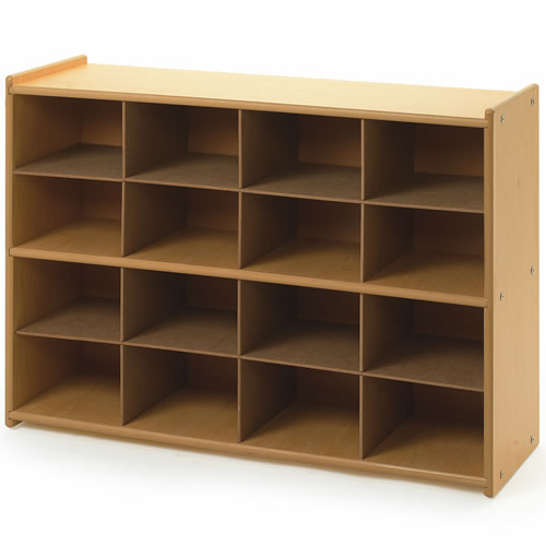 Value Line 16-Tray Storage Unit