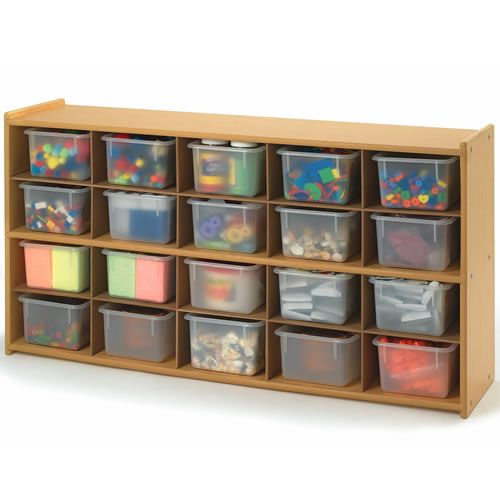 Value Line 20-Tray Storage Unit