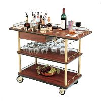 Refreshment and Room Service Carts