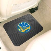 Golden State Warriors Utility Mat - 14 x 17