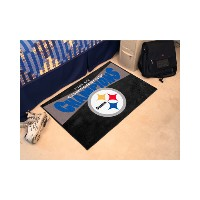 Pittsburgh Steelers 2008 AFC Champs Starter Mat - 20 x 30