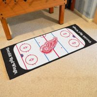 Detroit Red Wings Rink Runner - 30 x 72
