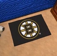 Boston Bruins Starter Mat - 20 x 30