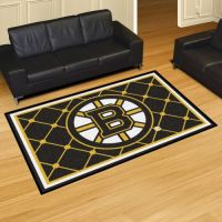 Boston Bruins Rug - 5 x 8