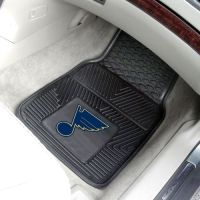 NHL Team Logo Floor Mats