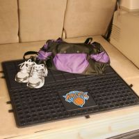 New York Knicks Heavy Duty Vinyl Cargo Mat - 31 x 31