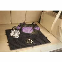 Boston Bruins Heavy Duty Vinyl Cargo Mat - 31 x 31