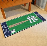 New York Yankees Baseball Runner - 30 x 72