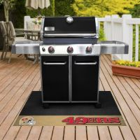 Officially Licensed Grill Mats - 26 x 42 - NFL - San Francisco 49ers