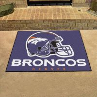 Denver Broncos All-Star Mat - 34 x 45
