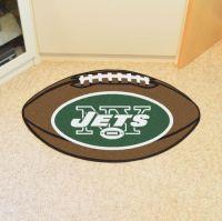 New York Jets Football Mat - 22 x 35