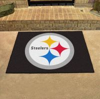 Pittsburgh Steelers All-Star Mat - 34 x 45