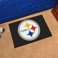 Pittsburgh Steelers Starter Mat - 20 x 30