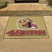 San Francisco 49ers All-Star Mat - 34 x 45