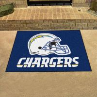 San Diego Chargers All-Star Mat - 34 x 45