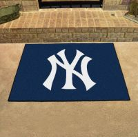 New York Yankees (Letters) All-Star Mat - 34 x 45